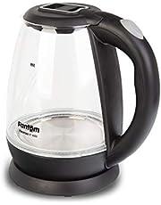 Fantom KT 4000 Cam Kettle Siyah