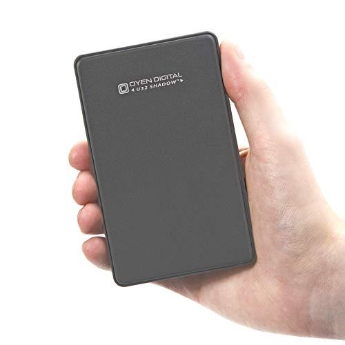 U32Sombra USB 3.0Disco Duro Externo para Xbox One Negro 1 TB