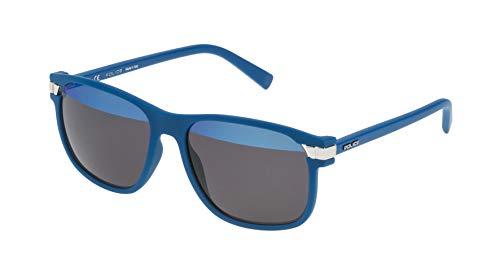 Police SPL23155DENH Gafas de sol, Azul, 15 para Hombre
