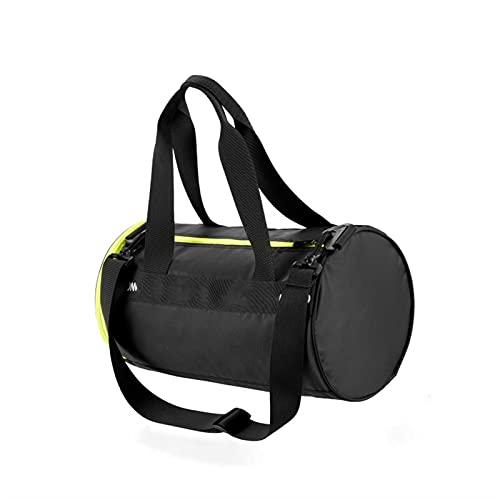Adesign Bolso de Gimnasio Deportivo con Zapatos Kit de Compartimiento Bolso Impermeable Duffle Bolsa Bolsa de Fin de Semana Bolsa de Viaje Bolso de Entrenamiento para Hombres y Mujeres