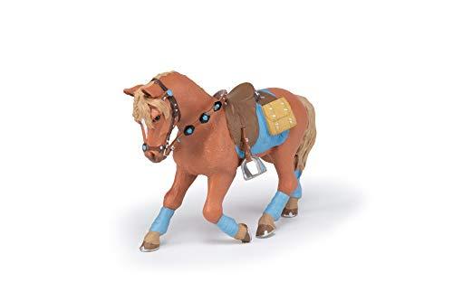 Papo 51544, FOHLEN UND PONYS Pferd des Jungen Reiters, Mehrfarben