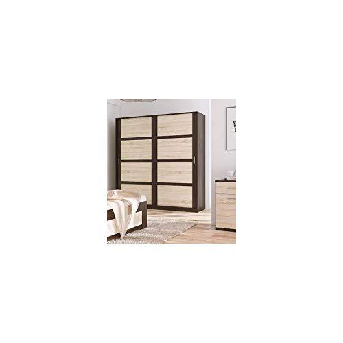 AZURA HOME DESIGN - Armadio Liva, 200 x 210 x 65 cm