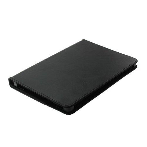 Bookstyle Tablet PC Tasche Etui Hülle Book Case schwarz mit Standfunktion passend für Huawei Media Pad X1 7.0