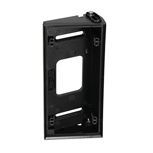 Kompatibel mit Ring Video Doorbell Halterung für Adapter für verstellbaren Winkeladapter (Einstellbar im Bereich von 25 ° -45 °)(türklingel Nicht Im Lieferumfang Enthalten)