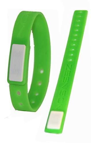 ZES VISION Biotechnologie - Armband mit Body Chip - Neutralisierer Harmonisierer - EMF Protection - Abschirmer Strahlenschutz vor Elektrosmog Erdstrahlen, Handy- u. elektromagnetische Strahlung