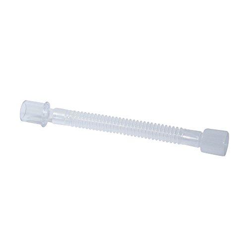 AEROtube® - Tubusverlängerung gerade Länge 180 mm fest Gänsegurgel