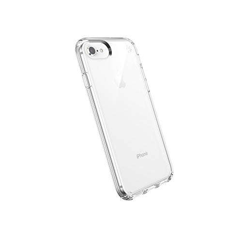 Speck Products Presidio Stay Clear Schutzhülle für iPhone SE 2020 / iPhone 8/iPhone 7/iPhone 6S/iPhone 6, transparent