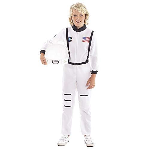 Partilandia Disfraz Astronauta nio Infantil para Carnaval 7-9 aos 21135