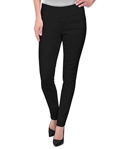 Super Comfy Stretch Pull On Millenium Pants KP44972 Black XLarge