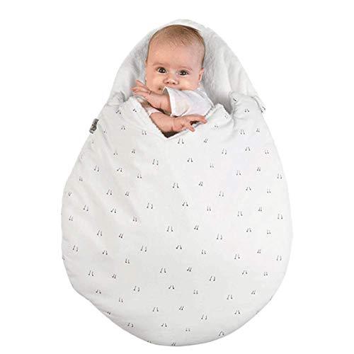 LLVV Baby Slaapzak Ei Cocoon Pasgeboren Slaapzakken Rits Slaap Wrap voor wandelwagen Baby Slumber Tassen Beddengoed Accessoires