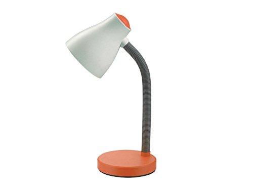 Tafellamp, E27, oranje