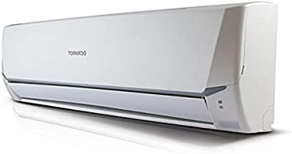 Tornado TH-C12UEE Cool Standard Split Air Conditioner with Dry and Super Jet Function, 1.5 HP - White