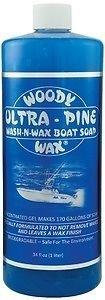Woody Wax BOAT SOAP ULTRA PINE 34 OZ by Woody Wax