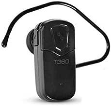 Wireless Headset Mono Hands-free Earphone Single Earbud Compact Earpiece Black for Boost Mobile Samsung Galaxy J3 Emerge - Boost Mobile Samsung Galaxy J7 - Boost Mobile Samsung Galaxy J7 Perx