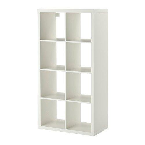 Ikea Kallax - Scaffale, Colore: Bianco.