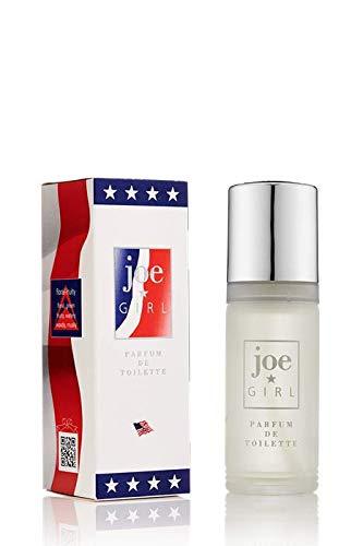Milton Lloyd Perfumes para mujer – Joe Girl Parfum de Toilette – Energético, Fresco y Floral – Larga duración – 55 ml PDT