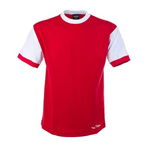 Arsenal Retro Short Sleeve Football Soccer T-Shirt Jersey