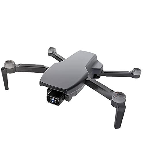 JANEFLY Dron Plegable 4K UHD para Adultos, cuadricóptero RC con Motor sin escobillas, Retorno automático a casa con GPS, sígueme, 2 baterías, Video en Vivo 5G FPV