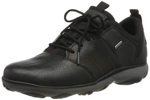 Geox Herren U NEBULA 4 X 4 B ABX A Sneaker, Schwarz (Black C9999), 44 EU
