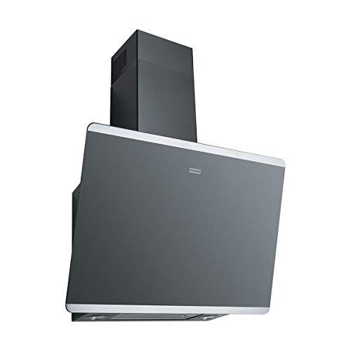 Franke 330.0528.064 Evo Plus - Campana extractora FPJ 625 V BK/SS | Color: negro cristal y acero inoxidable