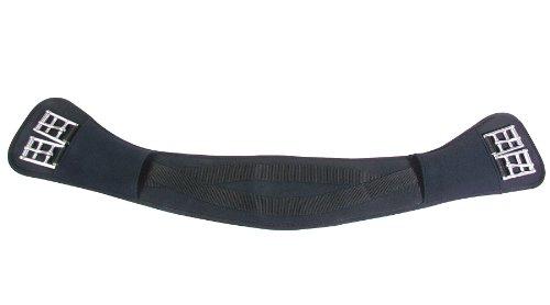 PFIFF Neopren-Sattelgurt, schwarz, 50 cm, 005113-60-50