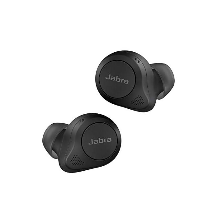 Jabra Elite 85t True Wireless - Écouteurs Sans Fil à Réduction de Bruit Active, Longue Autonomie et Écouteurs Puissants…