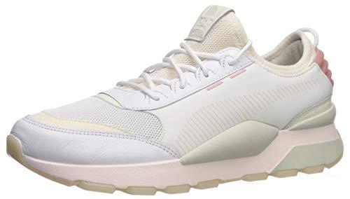 PUMA Women's RS-0 Sneaker, White-Marshmallow, 7.5