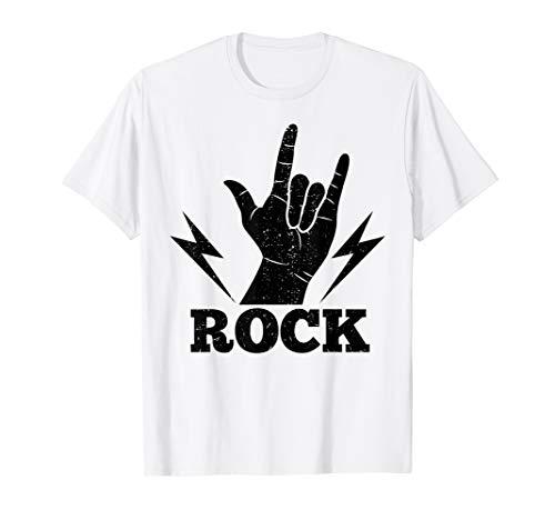 Rock Shirt | Cute Popular Music Rock Singer Tee Gift