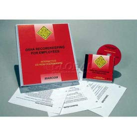 OSHA Recordkeeping For Employees CD-Rom Course (C0000170ED)