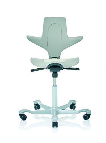 Drehstuhl HAG Capisco Puls Bürostuhl 8010 BalancedMovement Mechanik Clay Grün - Ergonomisches gesundes sitzen