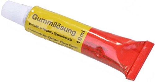 Preisvergleich Produktbild 12g Gummilösung Quick,  1 Stück