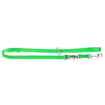 Laisse solide vert fluo