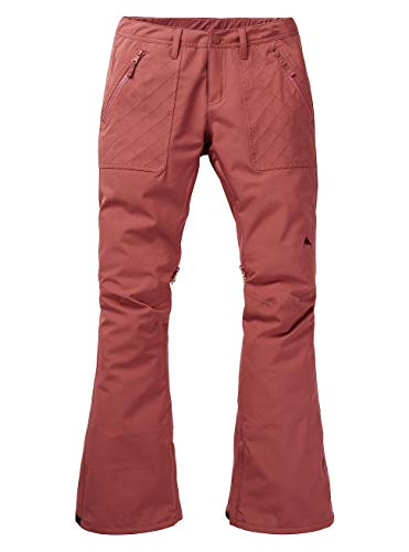 Burton Damen Vida Snowboard Hose, Rose Brown, M