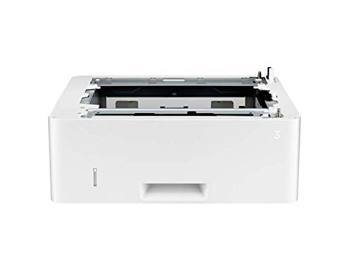 HP LaserJet 550-sheet Feeder Tray (D9P29A),White