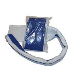 PROTEGE GAINE ZIPPEE 80CM POUR CABLE FER POUR PETIT ELECTROMENAGER - R113