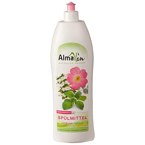 AlmaWin Dishwasher Detergent–Wild Rose–1Litre