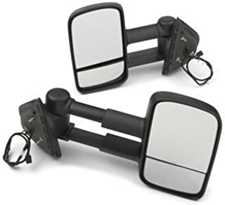 2007-2013 Chevy Silverado or GMC Sierra Power Camper Mirror Kit 19202235 (DL8)