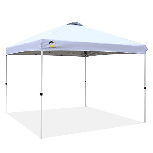 Crown shades canopy shelter