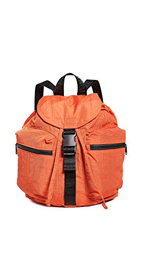 BAGGU Kleiner Sportrucksack, ein leichter Rucksack für den täglichen Gebrauch, Tomate