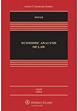 Best economic analysis of law posner 8th edition Reviews
