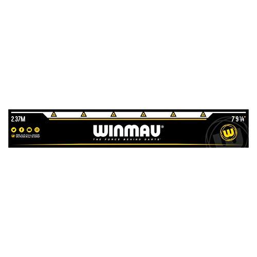 Abwurflinie Winmau 237 cm (Steel und Soft) Selbstklebende Turnier Abwurflinie von Winmau.