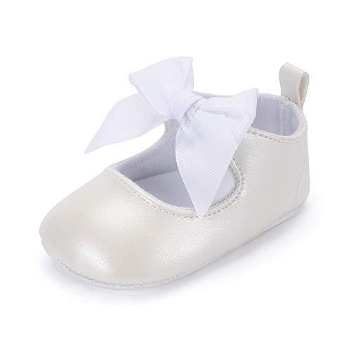 Estamico Zapatos Primeros Pasos bebé Ballet niñas