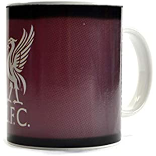 Forever Collectibles (UK) Ltd Liverpool FC Heat Changing Mug:Whiteox