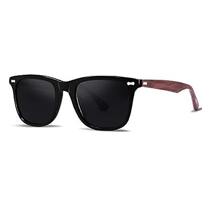 Carfia Polarisierte Herren Sonnenbrille