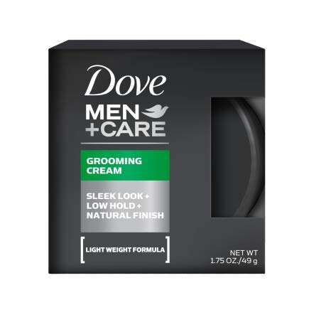 Dove Men+Care Grooming Cream Lightweight Formula, Hair Styling, 1 Pack 1.75 oz