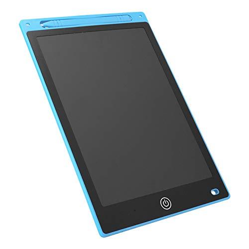 Lazmin112 Tableta de Dibujo para niños LCD de 10 Pulgadas, Tablero de Dibujo de Escritura Inteligente portátil para niños, Tablero de Escritura Digital