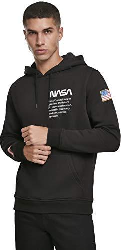 NASA Definition Hoody Black S