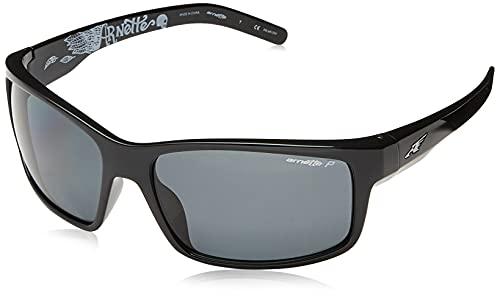 Arnette Fastball Gafas de sol Polarizados, Negro, 62 para Hombre
