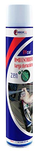 AVCAR AMBIENTADOR Larga DURACIÓN Zen 750ML