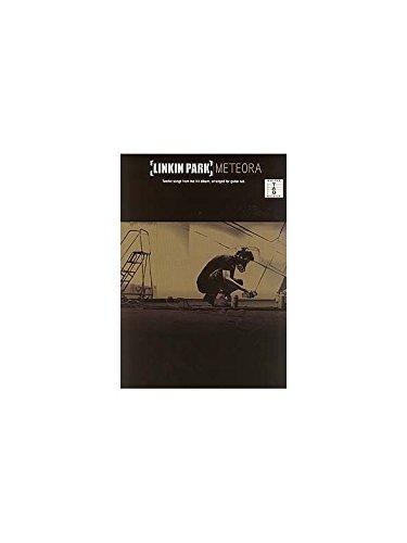 Linkin Park: Meteora. Partitions pour Tablature Guitare(Boîtes d\'Accord)